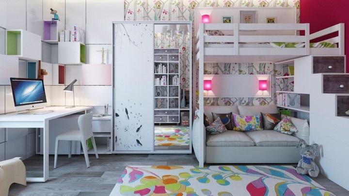 habitacion infantil iluminacion1