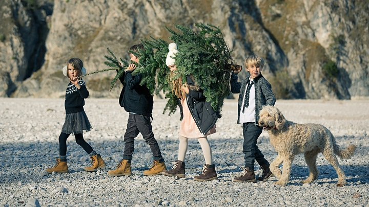 Winter Holidays Collection Mango Kids