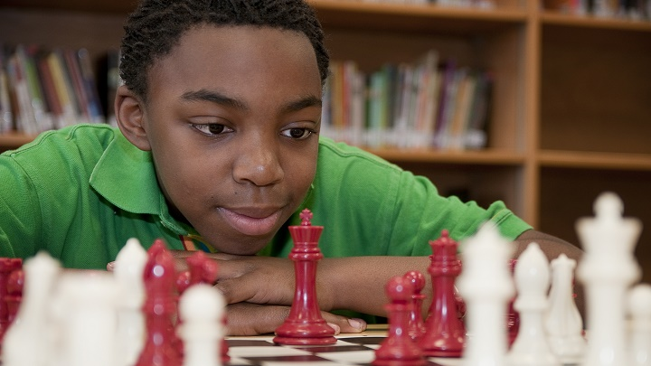 partida ajedrez