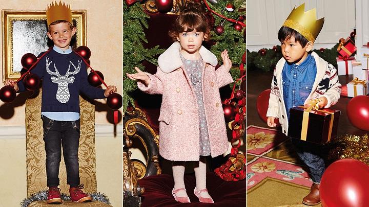 Primark Ninos Navidad 20151