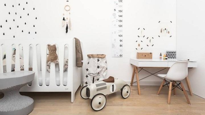 Habitacion infantil nordica foto1