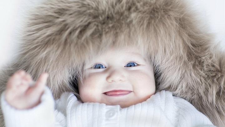 bebes frio invierno