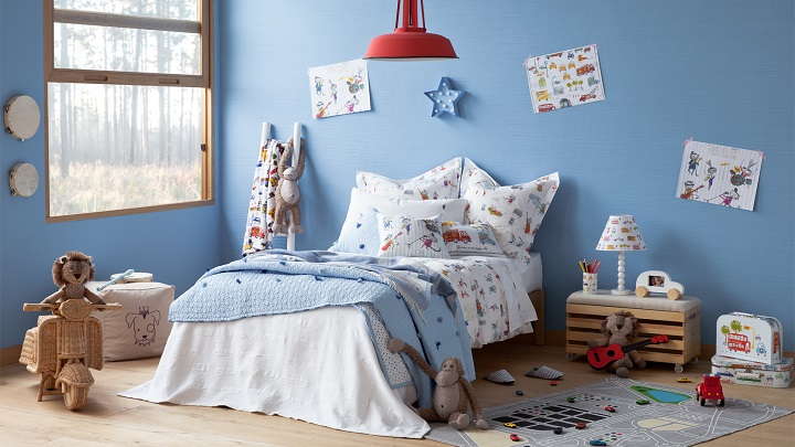 colecci n mix match de zara home kids rinc n del peque. Black Bedroom Furniture Sets. Home Design Ideas