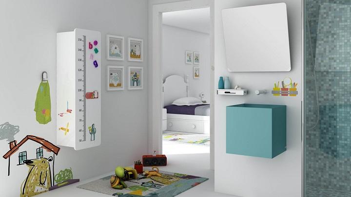 C mo decorar el cuarto de ba o infantil - Como decorar un cuarto de bano ...