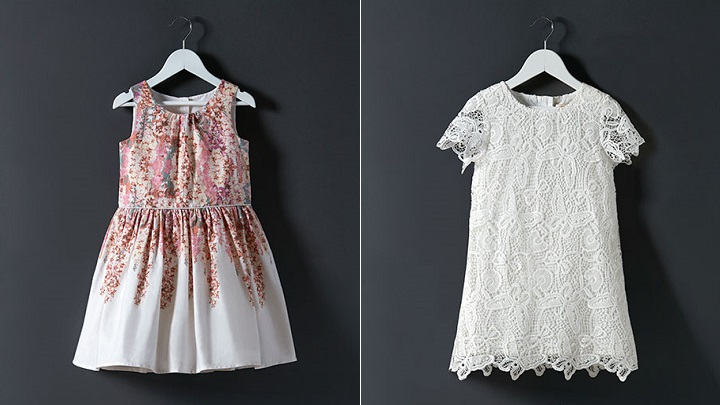 Primark ropa de nina bodas 20161