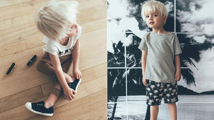 Rock and Sand Zara Kids
