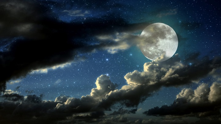 luna llena parto