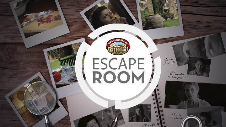 Escape Room Casa Tarradellas