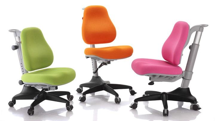 consejos para escoger la silla de escritorio infantil