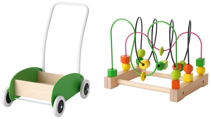 juguetes para beb s de ikea