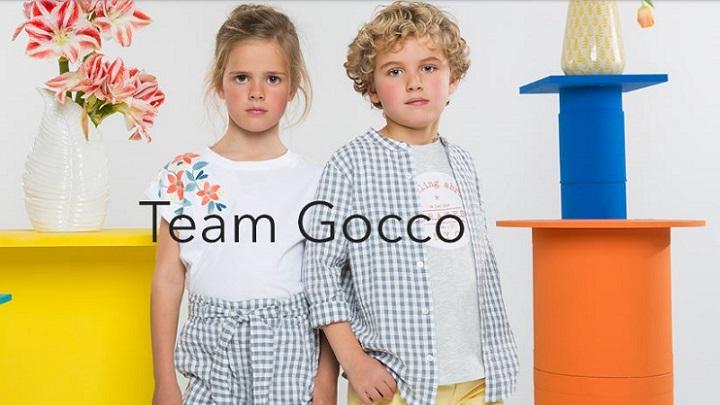 d744975f2 Catálogo de moda infantil Gocco primavera verano 2018
